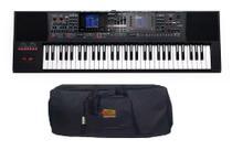 Kit Teclado Roland E-A7 Com Capa -