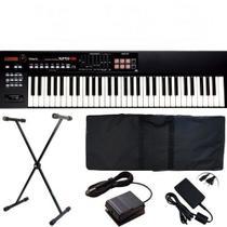 Kit Teclado Roland Xps-10 Xps10 61 Kit Completo Sintetizador Xps 10 -