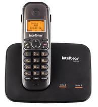 Kit Telefone sem fio TS 5150 Com Fone Ouvido HC 10 Intelbras -