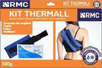 Kit thermall - bolsa termica + capa protetora e cinta ajustavel - Rmc