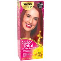 Kit Tinta Color Total 66.64 Vermelho Glamour - Colortotal