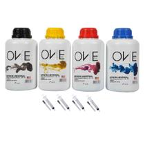 KIT TINTA  IMPRESSORA EPSON L4150 L4160 L6161 L6171 L6191 4x1000ml - One ink