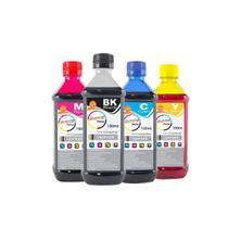 Kit Tinta impressora Lexmark Compatível Marpax CMYK 4x100ml -