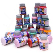 Kit Tintas para Tecido Acrilex: 23 Cores do Último Lançamento -