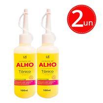 Kit Tônico de Alho Le Salon 100ml - 2 Unidades - Alphaville