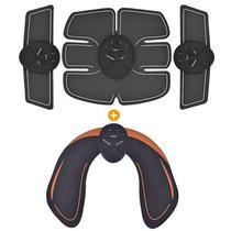 Kit Tonificador Muscular Abdominal 5 Em 1 Pernas Bumbum Barriga -