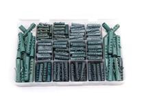 Kit Top 420 Buchas 5 6 7 8 10 mm e Caixa Organizadora - Kit Parafusos