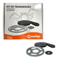 Kit Transmissão Honda CBX-250 Twister 2001/2008 - Cofap -