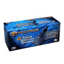 Kit Trava Elétrica 2 Portas Fox E Saveiro Técnologia Pan Pósitron - Positron