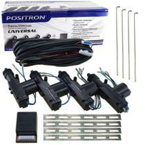 Kit trava elétrica automotiva universal TR410 - Positron