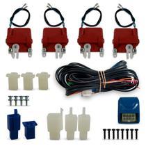 Kit Trava Eletrica Celta 4 Portas - Dial