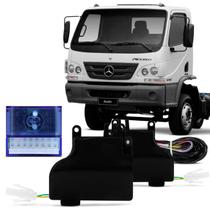 Kit Trava Elétrica Específica Caminhão Constellation Accelo 2003 a 2013 2 Portas Mono Serventia - De Paula