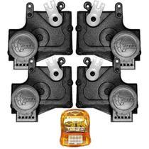 Kit Trava Elétrica Pósitron Dedicada Toyota Etios 4 Portas - Positron
