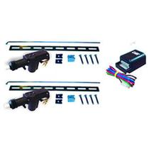 Kit trava elétrica universal 2 portas 24v - Dni