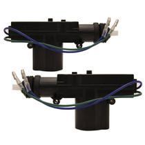 Kit Trava Elétrica Universal 4 Portas Dupla Serventia -