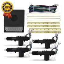 Kit Trava Eletrica Universal 4 Portas H-TECH - H Tech