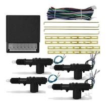 Kit Trava Eletrica Universal 4 Portas Tech One -
