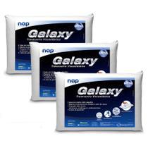 Kit Travesseiro Nasa Nap Galaxy - 3 Peças -