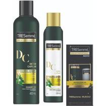 Kit Tresemmé Detox Capilar Shampoo + Condicionador -