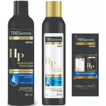 Kit Tresemmé Hidratação Profunda Shampoo + Condicionador -