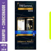 Kit TRESemmé Shampoo 400ml + Cond 200ml Hidratação Profunda -