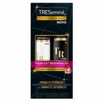 Kit tresemmé shampoo tresplex 400ml + condicionador tresemmé 200ml -