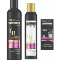 Kit Tresemmé Tresplex Regeneração Shampoo + Condicionador -