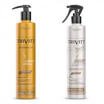 Kit Trivitt Cauterização e O Segredo Do Cabeleireiro - Itallian Color