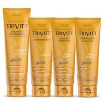Kit Trivitt Pós-Química 4 Produtos -