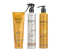 Kit Trivitt Segredo + Cauterização + Hidratação 250g -