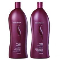 Kit True Hue Violet Shampoo e Condicionador 1 Litro - Senscience