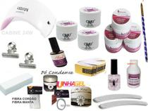 Kit Unhas Gel chu - Sina