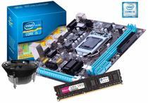 Kit Upgrade - Core I5 + Placa Mãe Lga 1155 + 8gb Ddr3 + Cooler - Intel