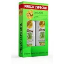 Kit Uso Diario Gota Dourada Sh+Cond 340mL Alecrim -