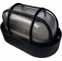 Kit Utron 20 Luminárias Arandela Tartaruga P/ Parede Externa -