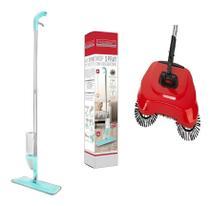 Kit Vassoura Mágica 3x1 E Spray Mop Com Reservatório - Simão Comercial