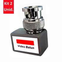 Kit Vídeo Balun com 2 Passivos de 90º - DNI 5006 -