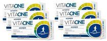 Kit Vitalidade Vitaone Homem 360 Cáps = Centrum Não Engorda - Cimed