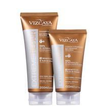 Kit Vizcaya Extreme Repair Duo (2 Produtos) -