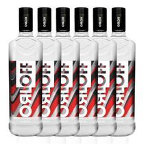 Kit Vodka Orloff 1L - 6 Unidades -