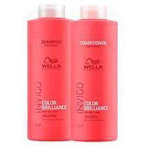 Kit Wella Professionals Invigo Color Brilliance (2 Produtos) -