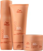 Kit Wella Professionals Invigo Nutri-enrich Trio (3 Produtos) -