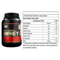 Kit Whey Gold 100 2lbs (909g) + Pré-Treino Energy Plus 150g + Coqueteleira - Optimum Nutrition