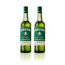 Kit Whiskey Jameson Caskmates IPA 750ml - 2 Unidades -