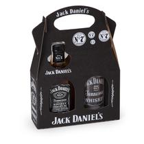 Kit Whisky Jack Daniels 200ml + copo personalizado - Shop quality