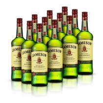 Kit Whisky Jameson 1L - 12 Unidades -