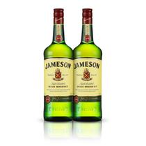 Kit Whisky Jameson 1L - 2 Unidades -
