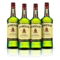 Kit Whisky Jameson 1L - 4 Unidades -