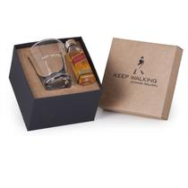 Kit Whisky Johnnie Walker +  1 copo - Shop quality