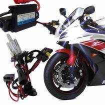 Kit Xenon Moto H4-2 8000k - Power hid